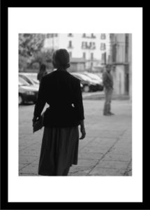 "The ""Dior Lady"" by <a href=""http://overgaard.dk/the-story-behind-that-picture-0070_gb.html"">Thorsten Overgaard</a>; Image No 5 from ""The Salzburg Collection,"" available from The Leica Gallerie Salzberg"